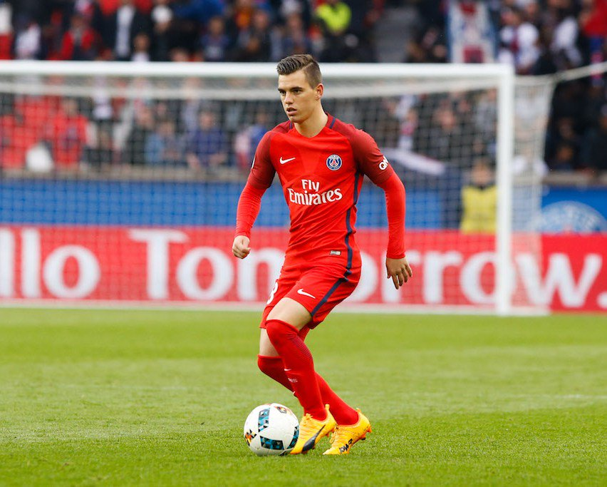 Giovani Lo Celso PSG Argentina