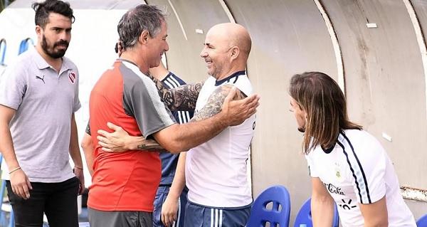 Jorge Sampaoli Independiente Argentine clubs
