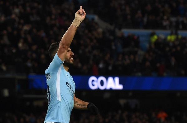 Sergio Aguero breaks EPL record Manchester City