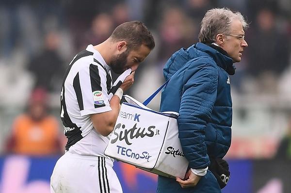 Gonzalo Higuain Juventus Argentina