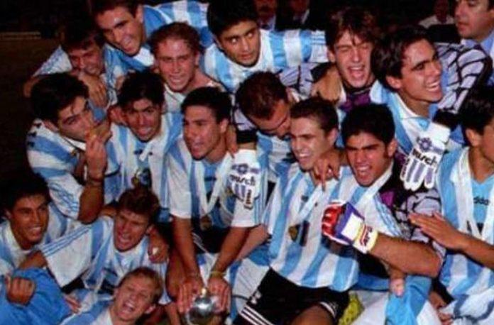Argentina 1995 U20 World Cup Qatar