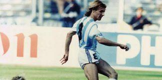Claudio Caniggia Argentina