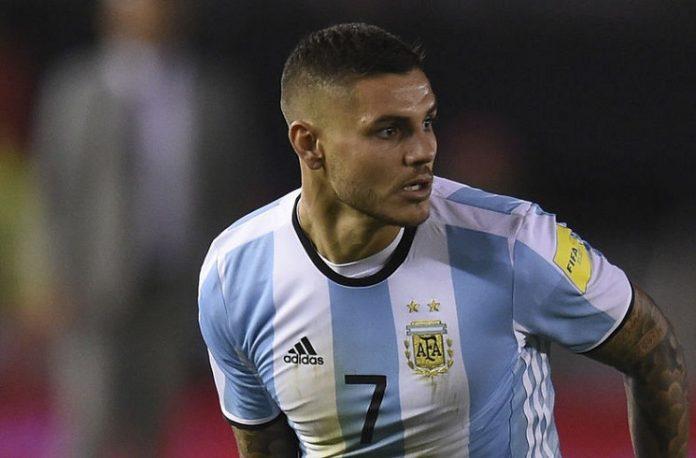 Mauro Icardi, Argentina National Team