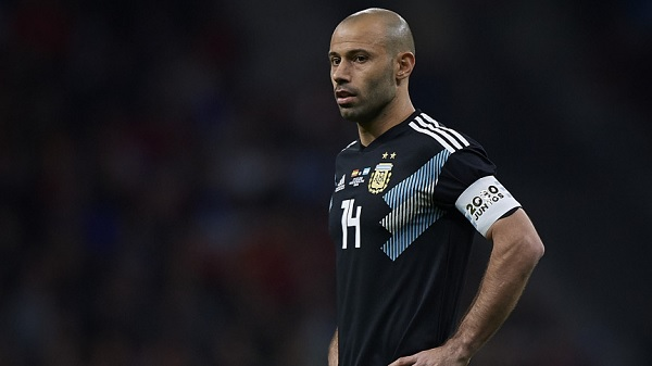 fac093173c7 Ezequiel GARAY to World Cup, MASCHERANO could be left out