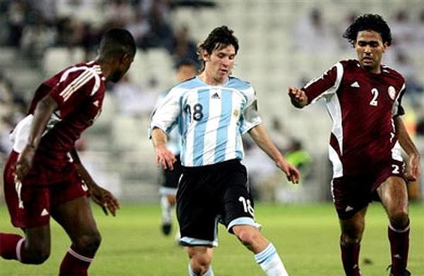 Lionel Messi Qatar