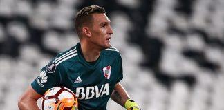 Franco Armani River Plate