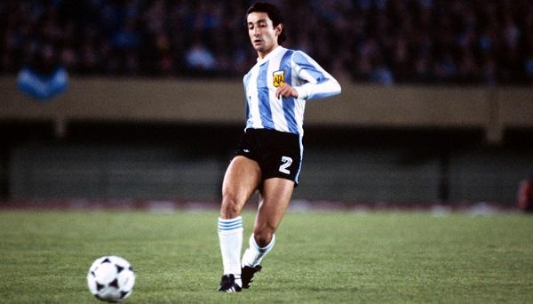 Osvaldo Ardiles 1978 FIFA World Cup Argentina