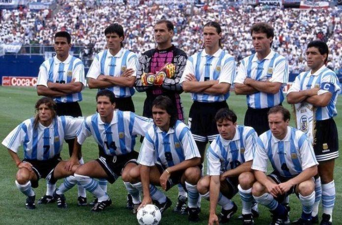 Argentina 1994 World Cup team