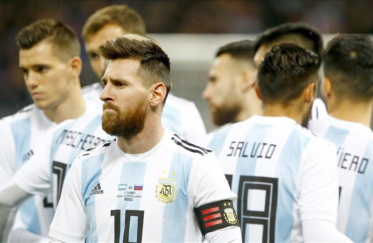 a2ba2ced566 Poll: What do you think of Argentina's 2018 FIFA World Cup squad ...