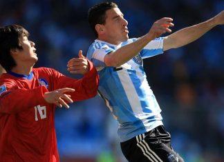 Maxi Rodriguez Argentina