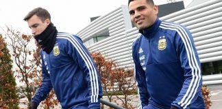 Gabriel Mercado Argentina