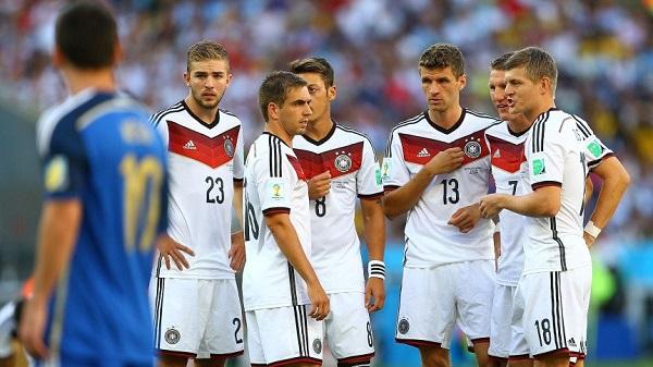 Lionel Messi Argentina Germany
