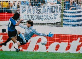 Pedro Pasculli Argentina 1986