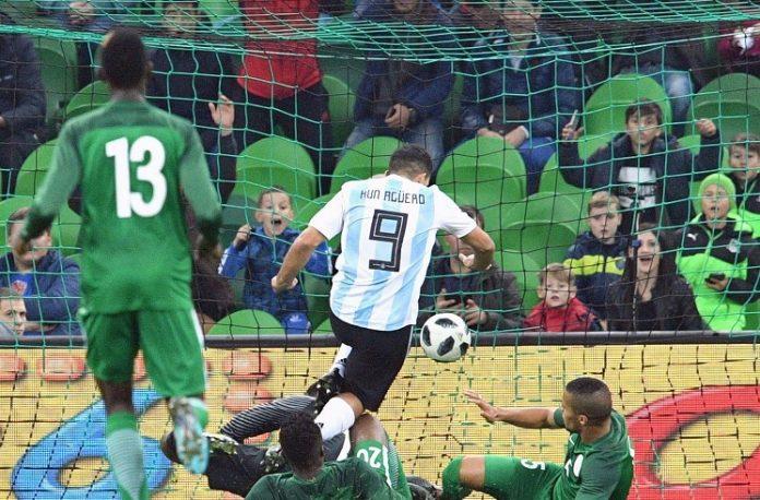 Sergio Aguero Argentina