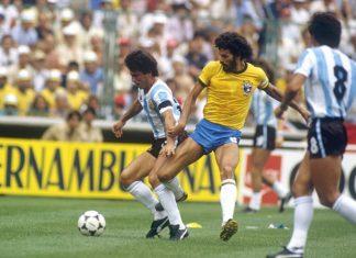 Argentina Brazil 1982