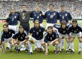 Argentina 2002 World Cup