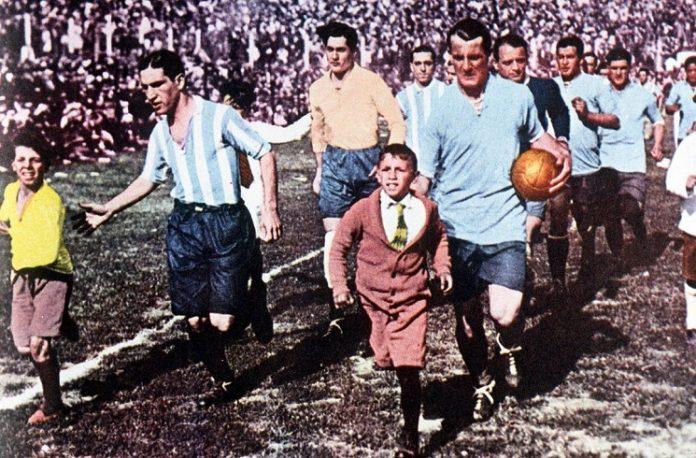 Argentina Uruguay 1930