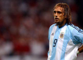 Gabriel Batistuta Argentina