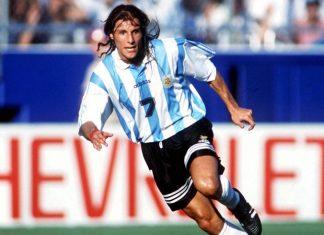 Claudio Caniggia Argentina World Cup