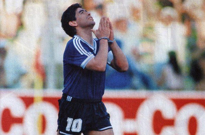 Diego Maradona Argentina