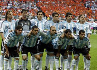 Argentina Netherlands 2006