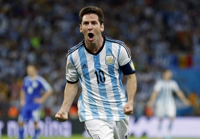 Lionel Messi Argentina birthday