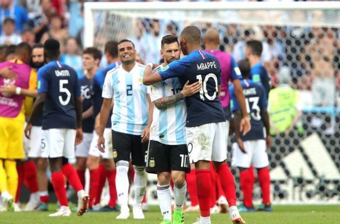 Argentina France