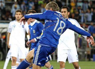 Martin Palermo Argentina Greece