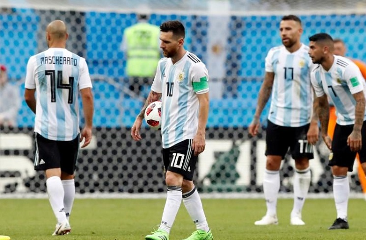 d39b0cd0f1f What is next for Argentina after World Cup elimination – Mundo ...