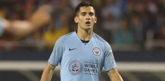 Benjamin Garre Manchester City