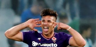 Gio Simeone Argentina Fiorentina