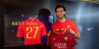 Javier Pastore AS Roma