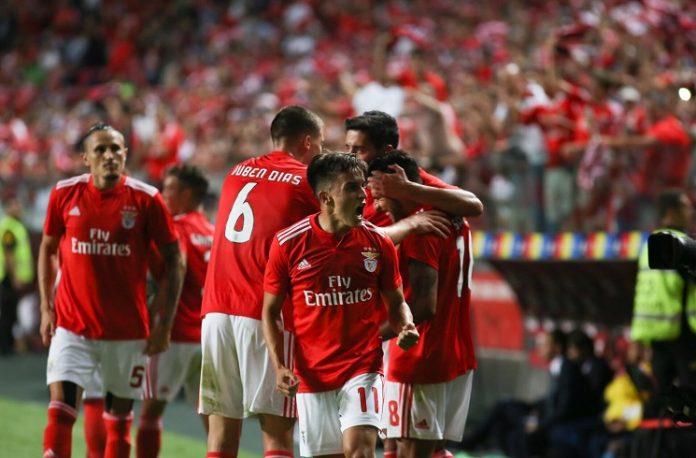 Franco Cervi Benfica Argentina