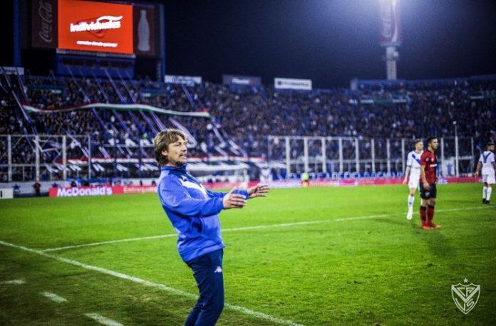 Gabriel Heinze Velez coach