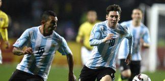 Lionel Messi Carlos Tevez Argentina