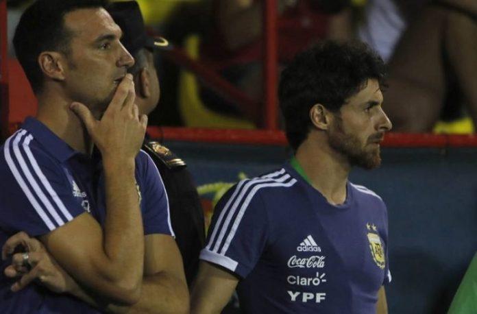 Lionel Scaloni Pablo Aimar Argentina