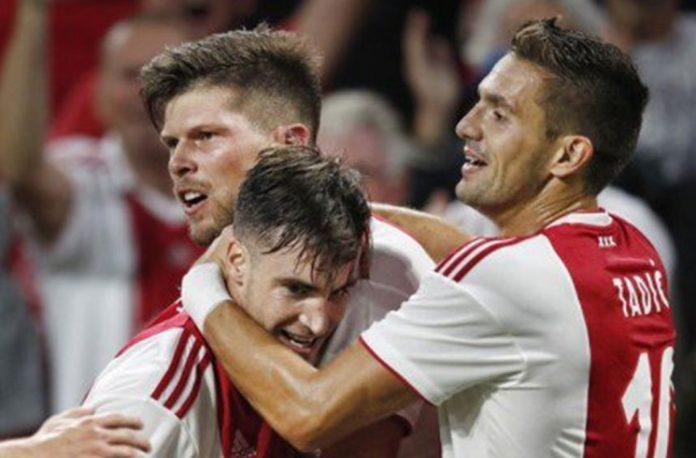 Nicolas Tagliafico Ajax