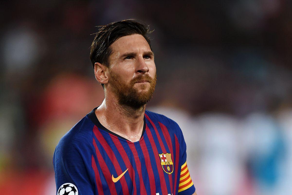 Lionel Messi Beat Xavi's Record to Make La Liga History ...  |Lionel Messi