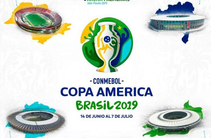 2019 Copa America Brazil