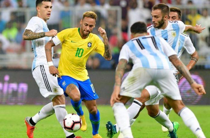 Argentina Brazil