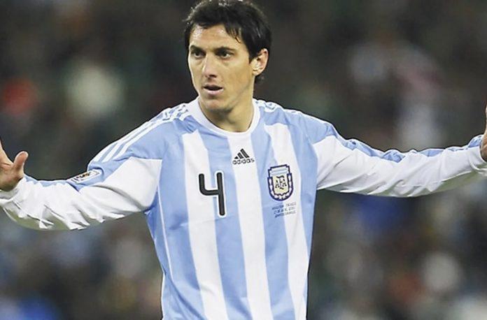 Nicolas Burdisso Argentina