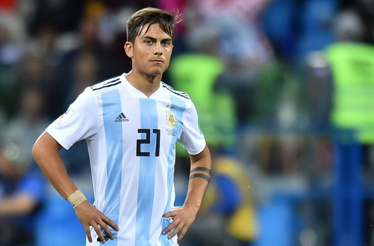 "the best attitude 1bda5 ff851 Paulo DYBALA of Argentina: ""Hopefully Qatar can be my World ..."