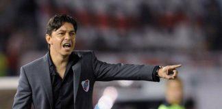 Marcelo Gallardo River Plate
