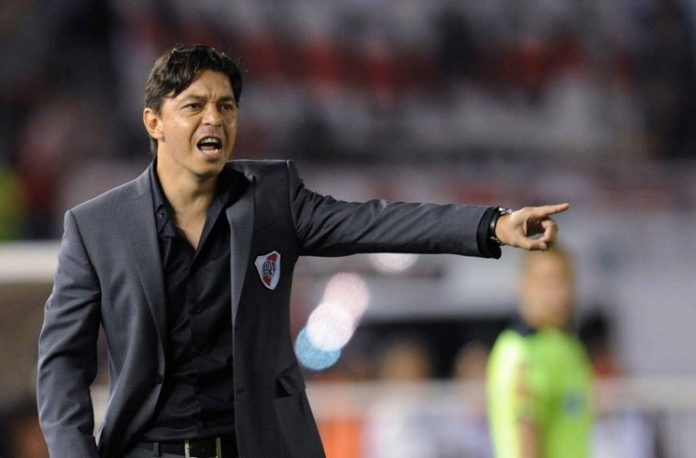 Marcelo Gallardo River Plate