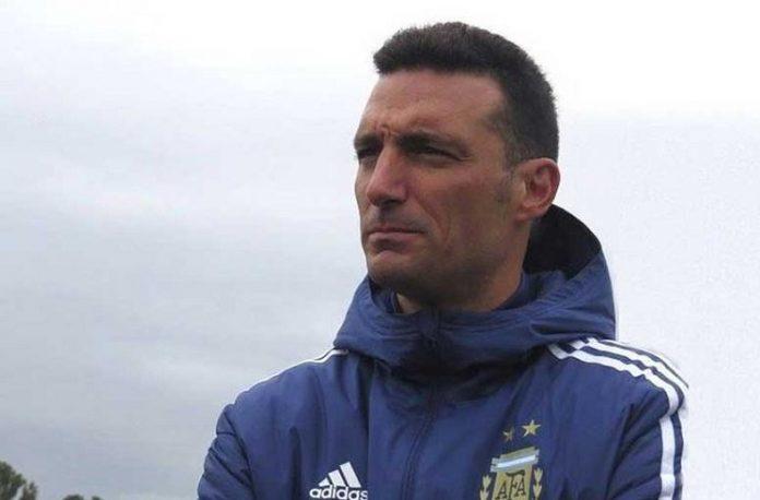 Lionel Scaloni Argentina