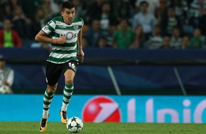 Rodrigo Battaglia Sporting