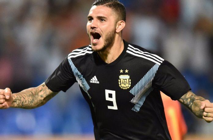 Mauro Icardi Argentina