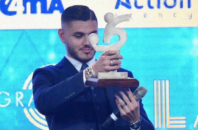 Mauro Icardi award