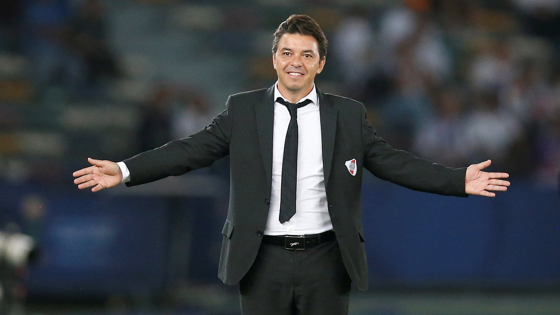 Marcelo GALLARDO talks about coaching the Argentina national team | Mundo  Albiceleste