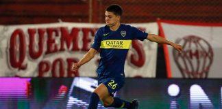Leonardo Balerdi Boca Juniors